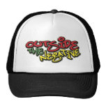 Outside the Negative Mesh Hat