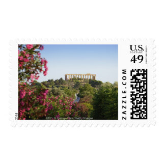 Outside The Valley Of The Temples Stamps