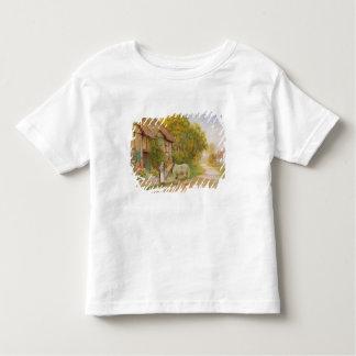 Outside the Village Inn Toddler T-shirt