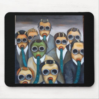 Outsider 4 the meeting mousepads