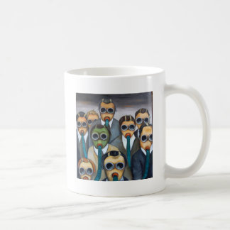 Outsider 4 the meeting mug
