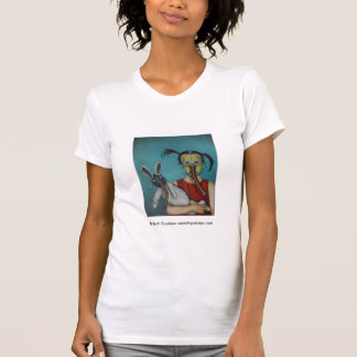 Outsider 5 playtime 2050, By Leah Saulnier sant... T-Shirt