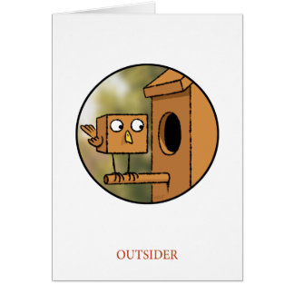 Outsider Card