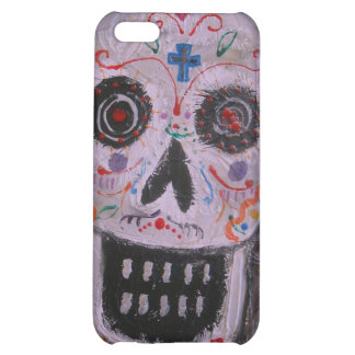 OUTSIDER SKULL iPhone 5C CASE