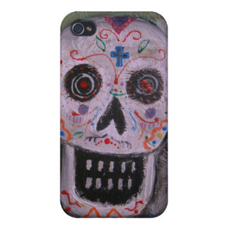 OUTSIDER SKULL COVERS FOR iPhone 4