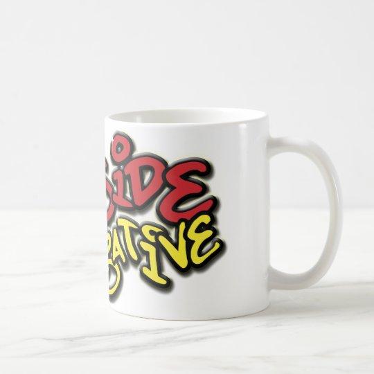outsidethenegative2 coffee mug