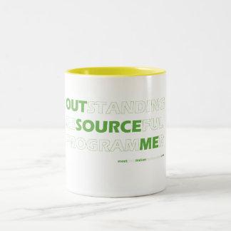 Outsource Me Mug