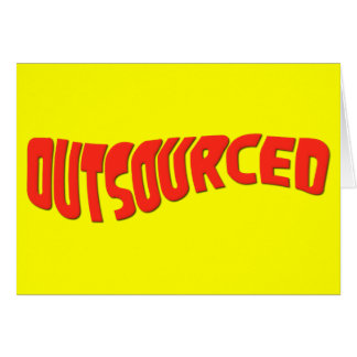 Outsourced Card