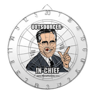 OUTSOURCER-IN-CHIEF TABLA DARDOS