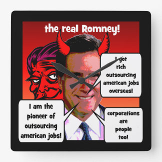 outsourcing pioneer Romney Wall Clocks