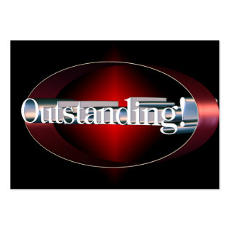 Outstanding ACEO Trading Card Large Business Cards (Pack Of 100)