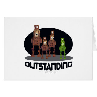 Outstanding Greeting Cards