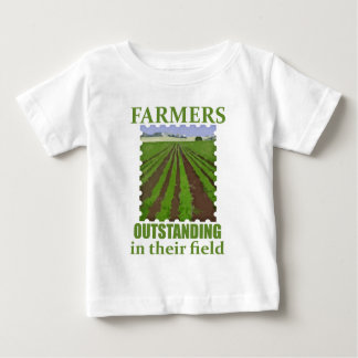 Outstanding Farmers Baby T-Shirt