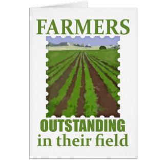 Outstanding Farmers Card