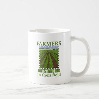 Outstanding Farmers Classic White Coffee Mug