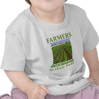 Outstanding Farmers T Shirts