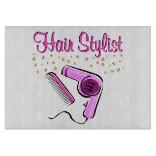 For Hair Salon Cutting Boards Zazzle