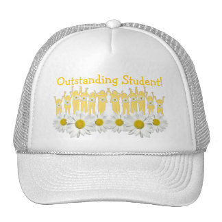 Outstanding Student - Daisy Blooms Hat