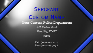 Police business cards 500 police business card templates outstanding thin blue line custom business cards colourmoves