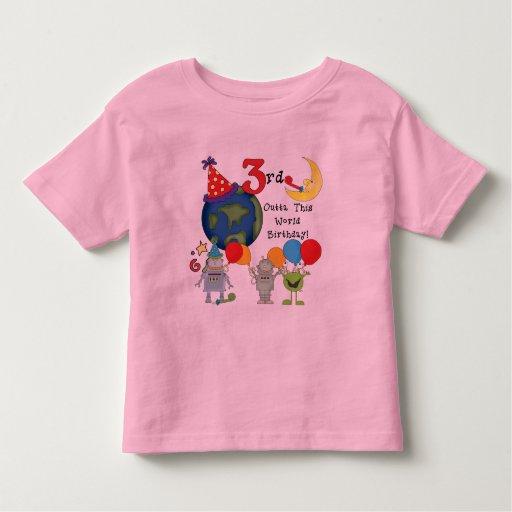 Outta camisetas y regalos de este cumpleaños del playera