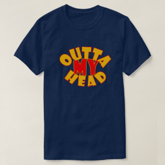 Outta My Head Logo Shirt