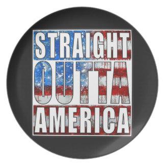 Outta recto America.jpg Plato De Comida