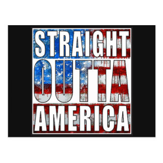 outta recto America.jpg Postal