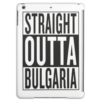 outta recto Bulgaria