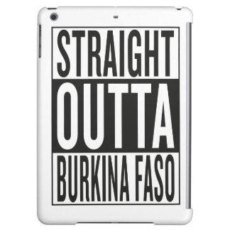 outta recto Burkina Faso
