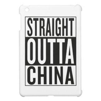 outta recto China