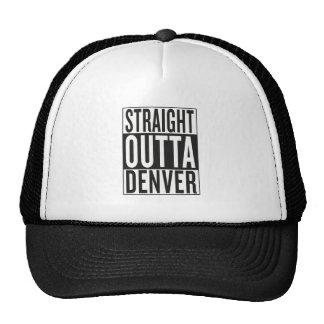 outta recto Denver Gorro De Camionero