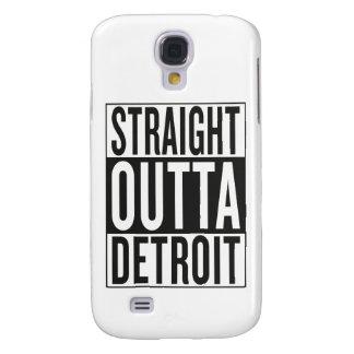 outta recto Detroit Samsung Galaxy S4 Cover