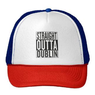 outta recto Dublín Gorros