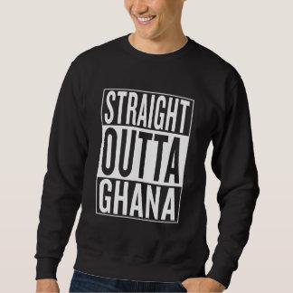 outta recto Ghana Sudadera