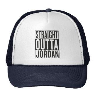 outta recto Jordania Gorros
