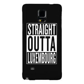 outta recto Luxemburgo Funda Galaxy Note 4