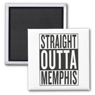 outta recto Memphis Imán Cuadrado