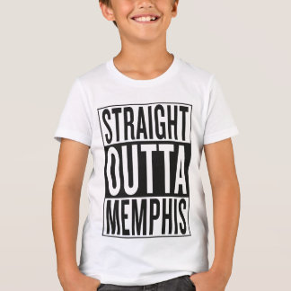 outta recto Memphis Playera