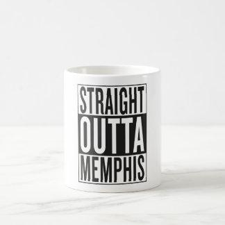 outta recto Memphis Taza De Café