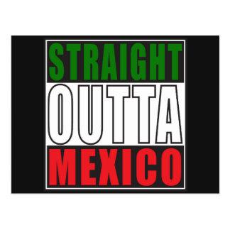 Outta recto México Postal