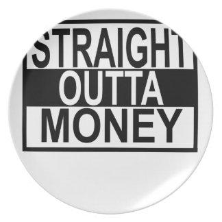 OUTTA RECTO MONEY.png Plato De Cena