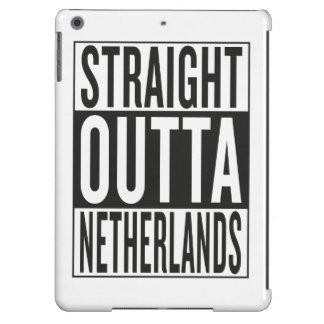 outta recto Países Bajos Funda Para iPad Air