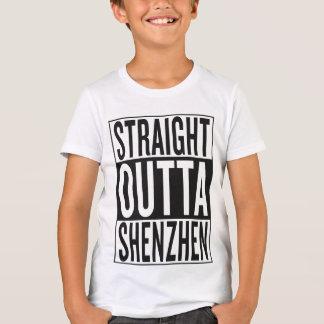 outta recto Shenzhen Playera