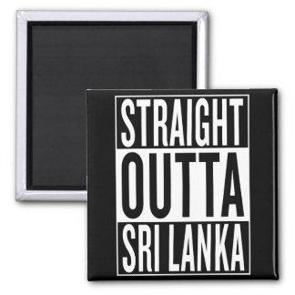 outta recto Sri Lanka Imán Cuadrado