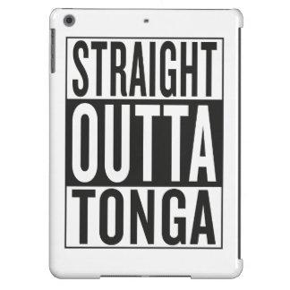 outta recto Tonga Funda Para iPad Air