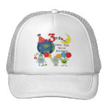 Outta This World 3rd Birthday T-shirts and Gifts Trucker Hat