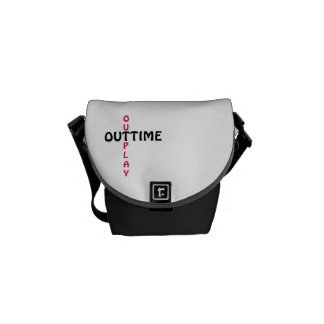 outtime - outplay messenger bag