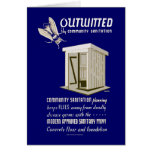 Outwitted by Community Sanitation Card