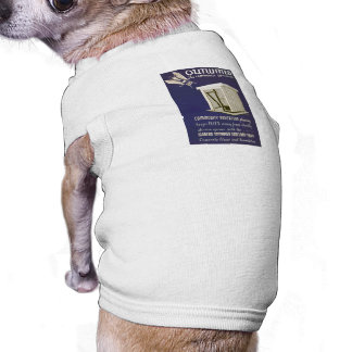 Outwitted by Community Sanitation Dog Tshirt