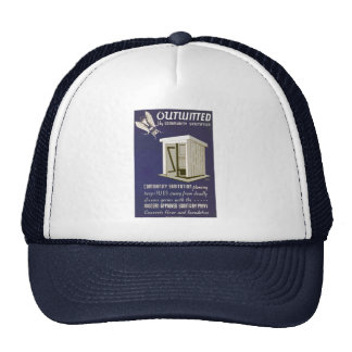 Outwitted by Community Sanitation Trucker Hats